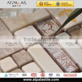 Foshan manufacturer decorative stones glass for interior wall BS-C(12)
