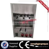 bbq charcoal chicken grill roasting rotisserie machine manufactures for sale