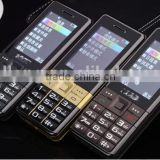 "2.6"" china mobile phone display CDMA 800mhz and gsm mobile phone india large senior keyboard cell phones"