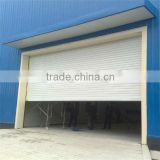 Professional Industrial Windproof aluminum rolling shutter patio doors