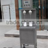 High quality double heads beer tinplate can filling machine
