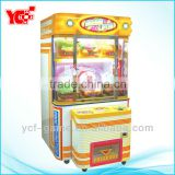 Hot selling! Dream Lifter toy crane game machine/toy catcher game machine/toy claw machine / crane game machine