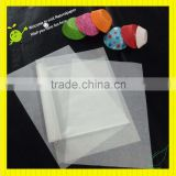 natural white food wrapping glassine paper