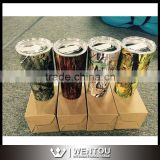 Powder Coated Stainless Steel Stain 30oz Camo Tumblers