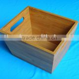 bamboo fruit holder with handle