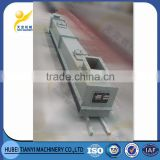 China hot sale simple structure airtight multiple inlet and outlet cement inclined air slide conveyor
