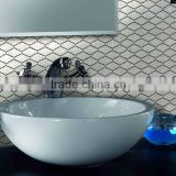 high quality tavera marble mosaic tiles OEM