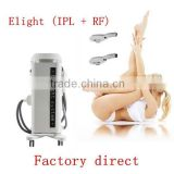 Guangzhou Factory Machine E Light Ipl Rf 1-50J/cm2 System For Hair Removal Breast Lifting Up