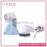 EYCO BEAUTY ultrasonic facial brush home ad travel use face wash pads face exfoliator pad