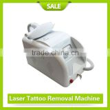 Laser Tattoo Removal Equipment Pro Q Switched Nd Yag Laser Tattoo Vascular Tumours Treatment Removal Machine With 1064nm And 532nm Treatment Tips