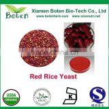 Natural Food Coloring Water Soluble Red Yeast Rice P.E.
