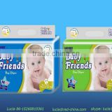 100% facrory price New brand for African market baby Diaper baby Nappies