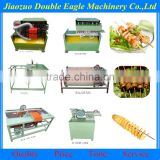 Marshmallow roasting Sticks production line / disposable roast bamboo skewer making machine
