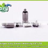 Stainless steel Fog Mist Nozzle, High pressure mist cooling nozzle. Mist cooling products