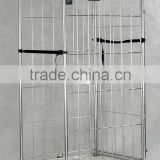 two-sided trolley cart/roll cage