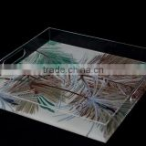 Manufacturer of acrylic bread tray