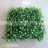 artificial grass mat grass floor mat green boxwood mat for room flower ornament BOX010 GNW