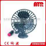High quality solar electric fan for car with Working Voltage of 12/ 24V