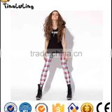 Hamburg Cola Fries Digital Printed Women Leggings Hot Sexy Slim Jeggings Fashion American Apparel Push Up Plus Size Pant Pencil