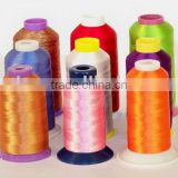 viscose/rayon machine embroidery threads