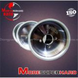 6A2 Vitrified Bond Diamond Grinding Wheel Cup Grinding Wheel for Machining PCD/PCBN Tools