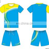 wholesale men custom badminton jersey with design