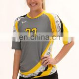 Youth Power Volleyball Jersey,Custom Sublimated Team volleyball Uniforms,Volleyball Jersey for Women