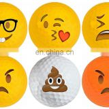 brand new Emoji Golf Balls