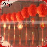 lucky lantern of Chinese new year favor