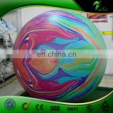 Ground Vinyl Self Inflatable Helium Balloon Flying Sky Light Balloon Advertising