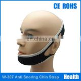 Newest stop snoring solution snore strap anti snoring chin strap#W-307