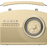 DAB+DAB/FM Retro Radio CE-RED-ROHS for UK market