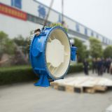 DN3000  Metal Seated Butterfly   Valve