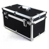 Rack Mount Amp Case Recessed Laptop Road Case Stage Equipment Cases