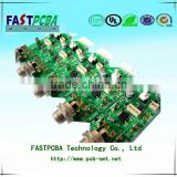 Multilayer OEM printed circuit/one stop pcb service with board for bitcoin miner assembly