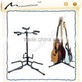 Music instrument accessories folding guitar stand