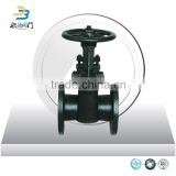 Angle Flow Control Bellow Seal Gate Valve