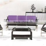 Chinese cheap prices office reception sofa/sofa set designs A13