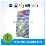 BOPP Material clear small core stationery tape