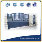 Aluminium main gate designs; aluminium swing gates; aluminium walkway gates                                                                         Quality Choice