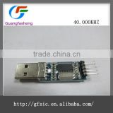 (hot sale) Fast Leadtime Upgrade PL2303HX USB To TTL Downloader Module For Microcontroller