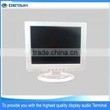 15 Inch LCD TV Monitor / Milking Liquid Crystal Display / Hospital Equipment Dedicated Display