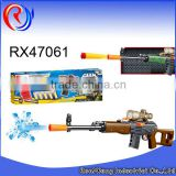 Hot sale plastic gun water bomb gun toy dart guns