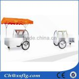 coffee carts with fridge, ice-cream-push-cart, vending cart business
