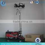China Suppliers fire truck light tower tower warning light mobile light tower generator skype:sunnylh3