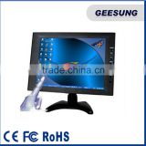 12v computer monitor 12 inch touch screen monitor