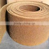Abrasive cleaning cloth /Nylon cloth/material Non woven rolls