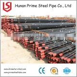 gas tubing and casing steel pipe APL 5CT N80 LTC liquid epoxy coated saw gas / oil steel pipe