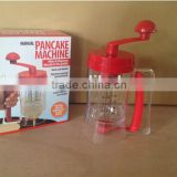 hot sale manual pancake machine