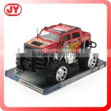 Popular design vehicles marble style plastic toy car with EN71 China manufacturer